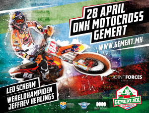Flyer Gemert MX